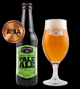 Craft Beer East West Pale Ale