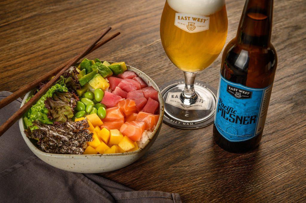 Pacific Pilsner là đại diện bia craft Lager nổi bật