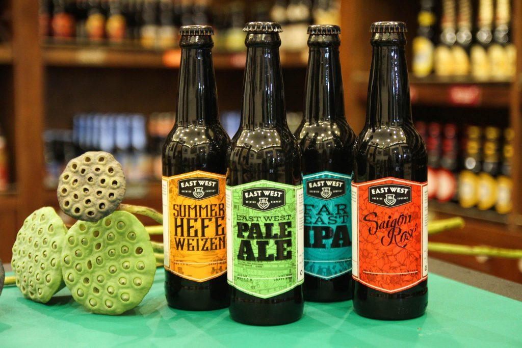"""Bia craft với nhiều hương vị khác nhau"""" giá bia craft """""""