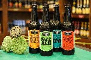 Bia craft với nhiều hương vị khác nhau