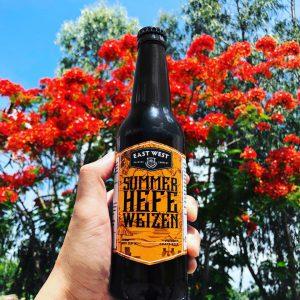 Summer Hefeweizen mang đến cho bạn một mùa hè gói gọn trong chai