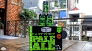 Pale Ale dòng bia chủ chốt hiện nay của bia East West