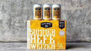 Summer Hefeweizen mang người thưởng bia đắm chìm vào mùa hè rực rỡ