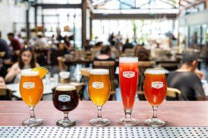 Mỗi loại bia craft đi kèm với kiểu ly thích hợp