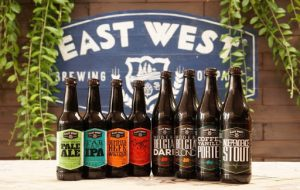 Tám loại bia phổ biến nhất tại East West Brewing